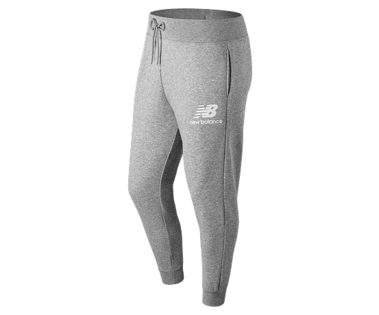 New Balance  Men's Essentials Stacked Logo Sweatpant