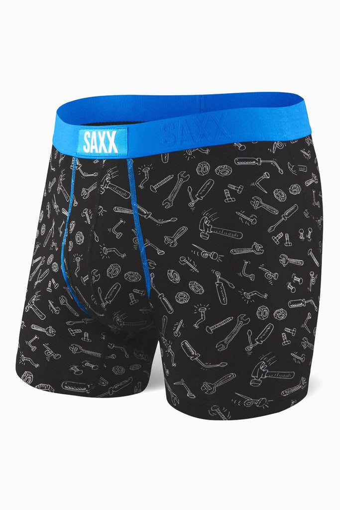 Saxx  Men's Underwear Ultra Boxer Brief Fly