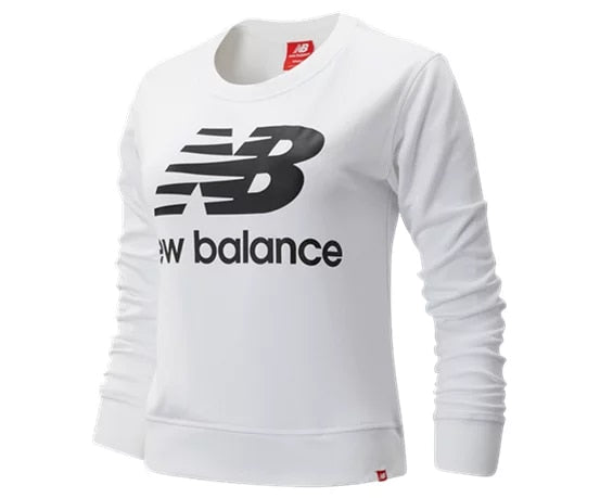 New Balance Womens Essential Crew Long Sleeve