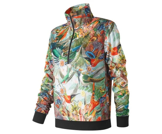 New Balance Women's Sweet Nectar Track Pullover