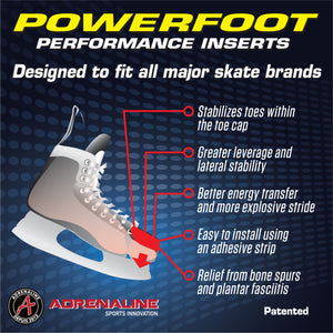Powerfoot Performance Inserts