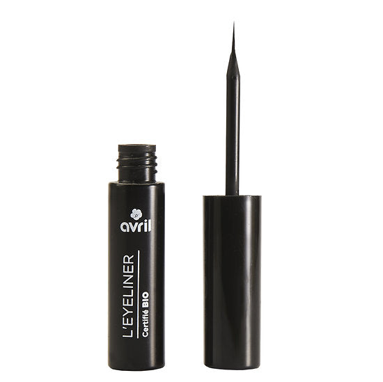 Eye Liner liquide Noir Bio sublimer & intensifier regard Avril-Beauté - Bioté shop