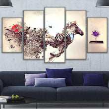 Load image into Gallery viewer, Abstract Zebra
