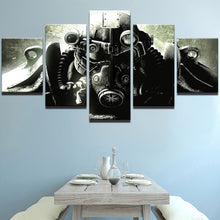 Load image into Gallery viewer, Antifogging Mask 5 Panels Wood N Canvas Wall Art Paintings