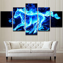 Load image into Gallery viewer, Blue Flame Stallion