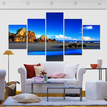 Load image into Gallery viewer, Blue sky landscape