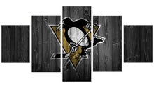 Load image into Gallery viewer, Ice Hockey Sports Penguins
