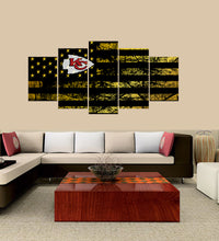 Load image into Gallery viewer, Kansas City Chiefs logo