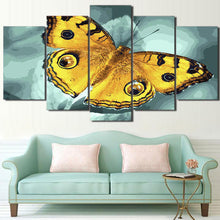 Load image into Gallery viewer, Yellow Butterfly