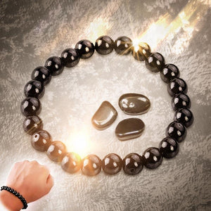 """ANGEL WARRIOR"" Hematite Energy Bracelet 