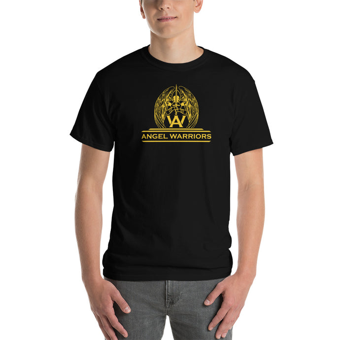 Official Angel Warrior Logo - Short Sleeve T-Shirt