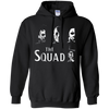 Halloween Horror Squad Gift G185 Gildan Pullover Hoodie 8 oz.