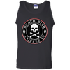 Funny Death Wish Coffee Unisex Tank Top