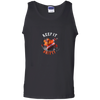 Funny Keep It Gritty Flyers Mascot Unisex Tank Top