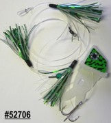 Shock-Wave Bait Rig #52706 glow/green camo