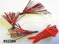 Shock-Wave Bait Rig #52304 red/red camo