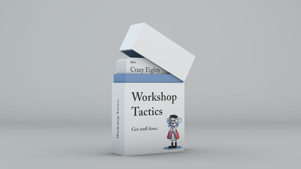 Idea to prototype - how Workshop Tactics came to life.