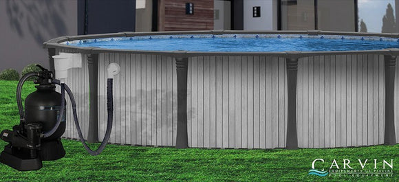 Resin Above Ground Pool