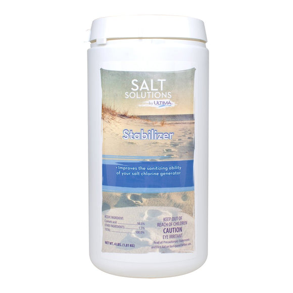 Salt Solutions Stabilizer