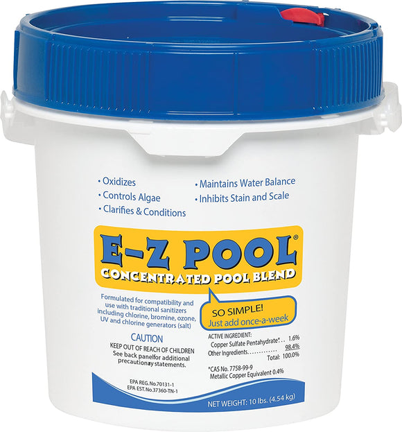EZ Pool - Your Complete pro-active water care solution!
