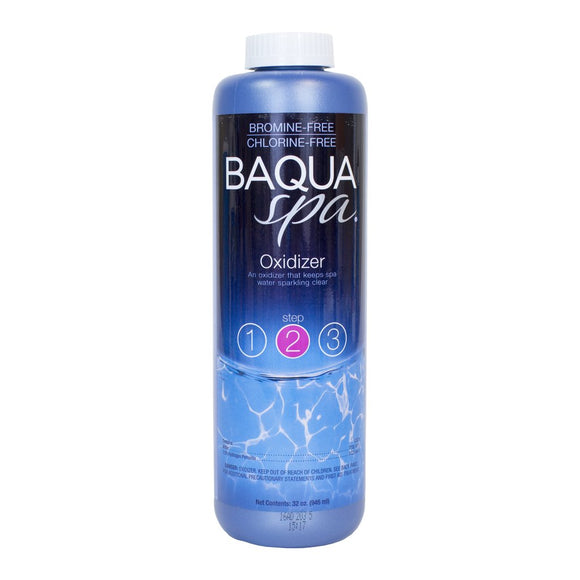 Baqua Spa Oxidizer - Step 2