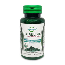 Load image into Gallery viewer, JUNOVEM Organic Spirulina Tablets