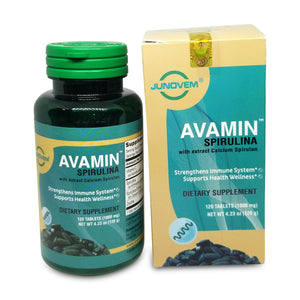 AVAMIN Spirulina Supplement