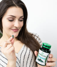 Load image into Gallery viewer, 100% spirulina tablets natural superfoods
