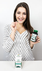 eat spirulina for immune boost