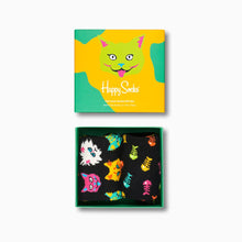 Happy Socks 2-Pack Cat Lover Gift Box