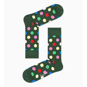 Happy Socks Holiday Dots Gift Box (1-Pair)