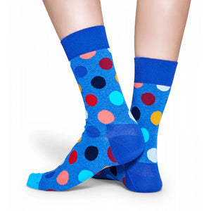 Happy Socks Big Dot Blue