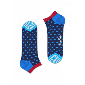 Happy Socks Low Cut Dot Blue