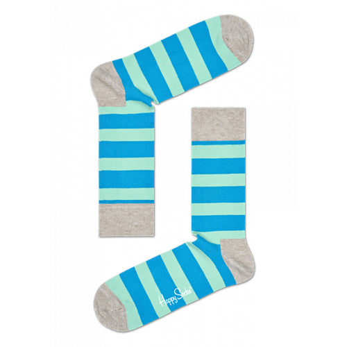 Happy Socks Stripe Blue/Teal