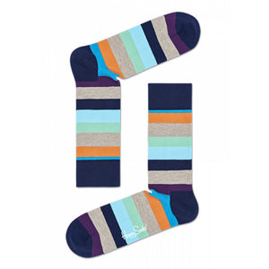 Happy Socks Stripe Grey