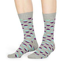 Happy Socks Sunrise Dot Grey