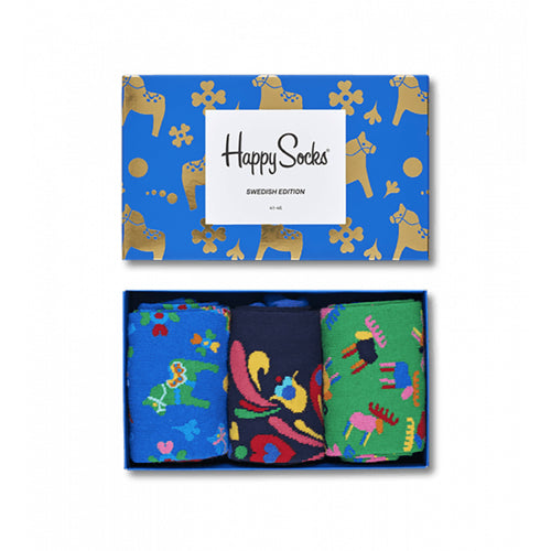 Happy Socks Swedish Edition Gift Box