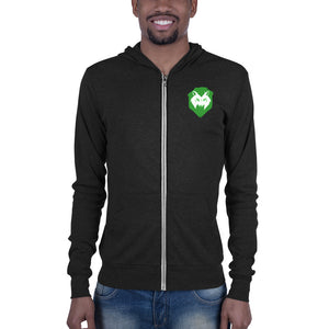 Spirit of Fear Zip Hoodie - Slobber
