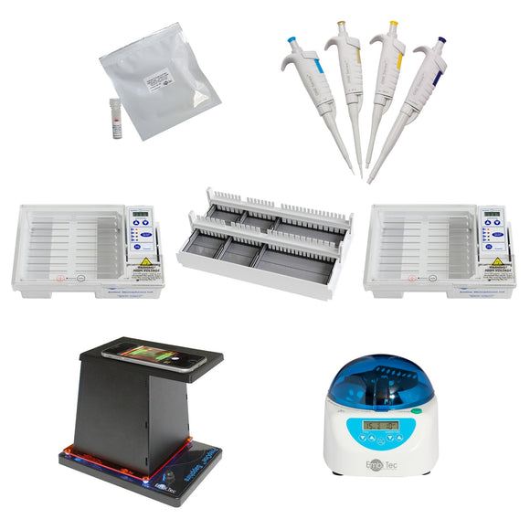 EP-2203 | New Lab Bundle - Gel Electrophoresis
