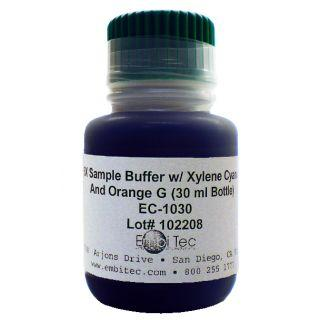 EC-1030 | Sample Buffer w Xylene Cyanol and Orange G