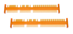 EP-1008 | RunOne™ Reversible Analytical/Prep Orange Combs