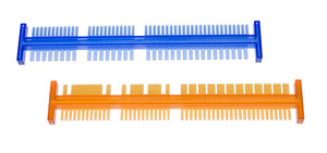 EP-1015 | RunOne™ Reversible Analytical/Prep Comb and High Throughput Comb Combination