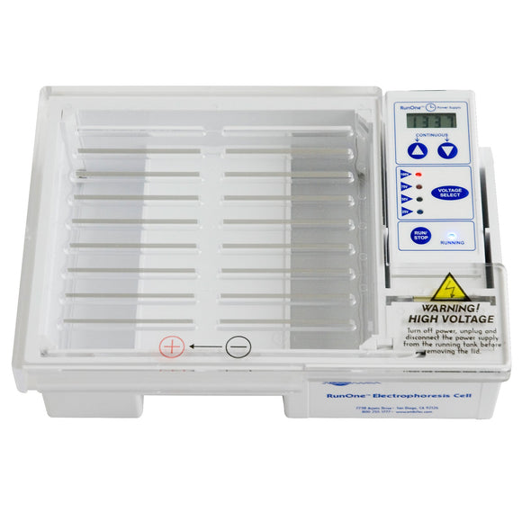 EP-2115 | RunOne™ Electrophoresis Unit with Timer, 100-120V