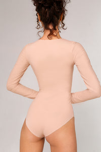 LONG SLEEVE BODYSUIT SECOND SKIN