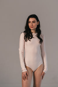 "BODYSUIT ""2SKIN"" LIGHT PINK"