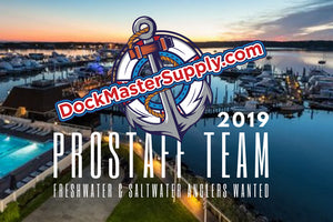 Dock Master Supply Prostaff Fishing Team