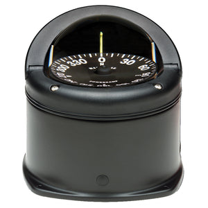 Ritchie HD-744 Helmsman Compass - Deck Mount - Black [HD-744]
