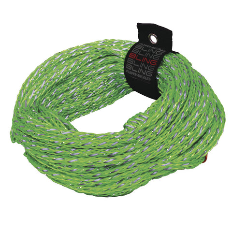 AIRHEAD Bling 2 Rider Tube Rope - 60' [AHTR-12BL]