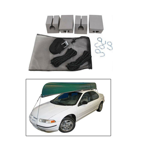 Attwood Canoe Car-Top Carrier Kit [11437-7]