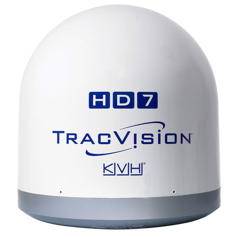 KVH TracVision HD7 Empty Dummy Dome Assembly [01-0290-02SL]